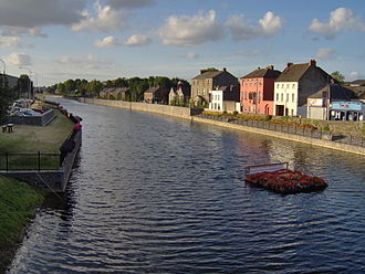 River Nore - River Nore in the City of Kilkenny.