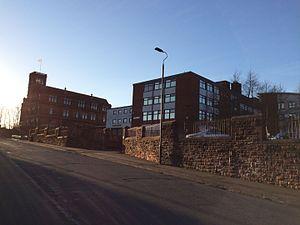 Kilmarnock Academy