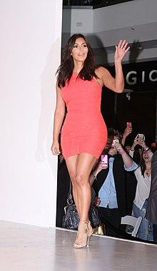 Kim Kardashian nel 2014