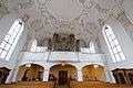 Kirche St. Georg und Michael, Augsburg. Empore.jpg