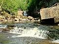 Kisdon Force on River Swale - geograph.org.uk - 613038.jpg