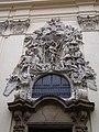 Klášter minoritský (Staré Město), Praha 1, Malá Štupartská, Jakubská 6, Staré Město - kostel Svatého Jakuba Většího - detail 2.JPG