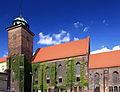 Kościół św. Ducha (obecnie muzeum miejskie) w Raciborzu 5.JPG