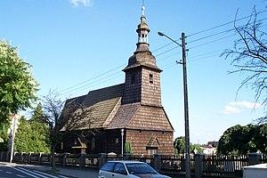 Dobrodzień - Saint Valentine Church