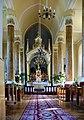 Kościół Mariawitów pw. św. Jana Chrzciciela, zbudowany w roku 1908, w stylu neogotyckim. - panoramio.jpg