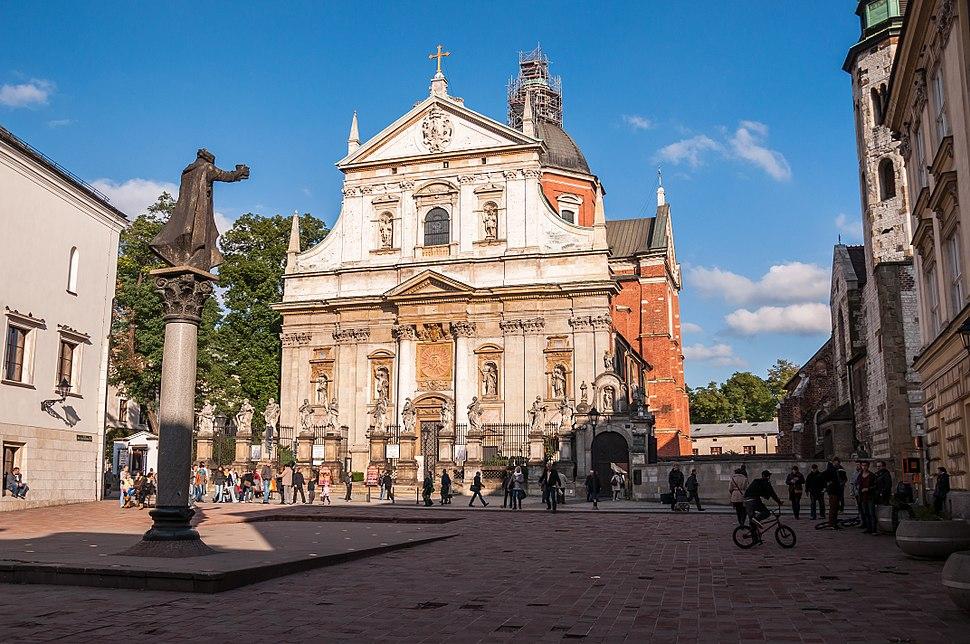 Kościół p.w. św. Piotra i Pawła, Kraków