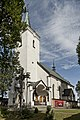 Kościół par. p.w. Wniebow. NMP, Ludźmierz, A-913 M 27.jpg