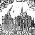 Koeln St. Johann Evangelist 1531 Holzschnitt Anton von Worms.png