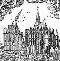 Kölner Dom Bauzeit Tote