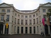De Koninklijke Schouwburg in Den Haag, vaste speelplaas van Het Nationale Toneel.