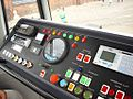 Konstal 105Na tram cockpit, Wrocław.jpg