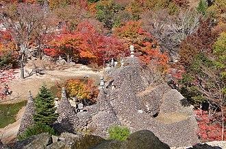 Samseonggung - Image: Korea Samseonggung 11 07348