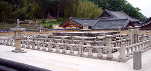 Korean Buddhist temples - Tongdosa
