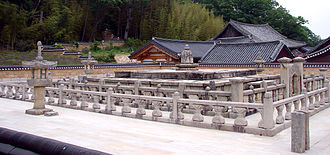 Korean Buddhist temples - Tongdosa