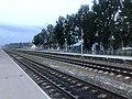 Korenevka Gomel Region Railway station 2018 july.jpg