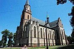 Kosów Lacki - Kościół p.w. Narodzenia NMP.jpg