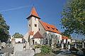 Kostel sv. Štěpána (Malín), Malín 02.JPG