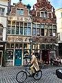 Kraanlei Gent old houses.jpg