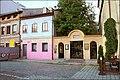 Kraków - Kazimierz Kazimierz,Popper Synagogue (Synagoga Bociana) - panoramio.jpg