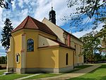 Kraków Wróblowice - Parish Church of Transfiguration of Lord No1.jpg