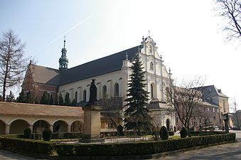 Krakow Mogila Opactwo Cystersow 20080309 1222 2618.jpg