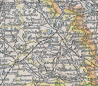 Kreis Löbau (West Prussia) District in Poland
