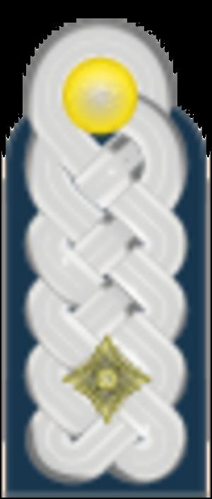 Fregattenkapitän - shoulder strap