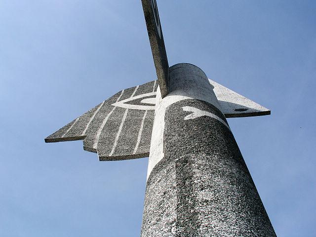 Picasso-Skulptur Kristinehamn