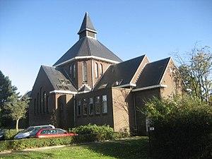 Leo van der Laan - Image: Kruisheren Klooster 4