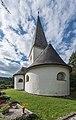 Krumpendorf Pirk Filialkirche hl Ulrich 28092015 7783.jpg