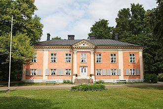 Kulosaari Manor - Image: Kulosaaren kartano