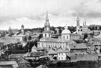 Kursk - Pre-1917 view of Kursk