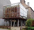 Kvarterhuset - Neighbourhood Centre - Amagerbro, Copenhagen - Dorthe Mandrup Architects, 2001 - panoramio.jpg