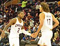 Kyrie Irving and Anderson Varejao (10355929393).jpg