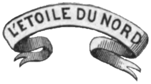 L'Étoile du Nord - The motto, as it appears on the Seal of Minnesota
