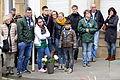 Lëtzebuerger Guiden a Scouten, Stolpersteng Déifferdeng, 11, rue Saint-Nicolas.jpg