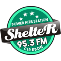 LOGO SHELTER RADIO 95.3 FM CIREBON.png
