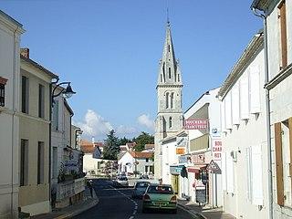Les Mathes Commune in Nouvelle-Aquitaine, France