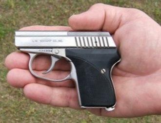 Pocket pistol - Seecamp LWS 32 .32 ACP semi-automatic pistol