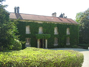 Colombey-les-Deux-Églises - La Boisserie, the home of Charles de Gaulle at Colombey-les-Deux-Églises