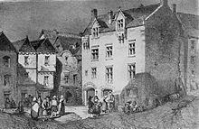 Histoire de quimper wikip dia for Maison des temps modernes