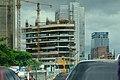 La Tumba, Caracas construction.jpg