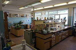 Laboratory in Institute of Ecology of the Volga River Basin.JPG