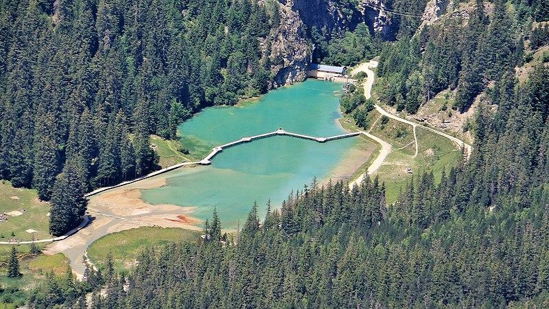 File:Lac de la Rosière 2017.jpg