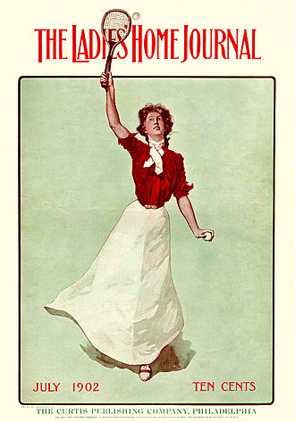 Ladies' Home Journal - Image: Ladies Home Journal 1902 07