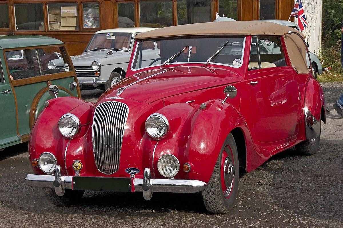 Px Lagonda Litre Dhc Front