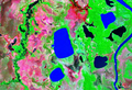 Laguna Carreras Bolivia Satellite map 65.12808W 12.png