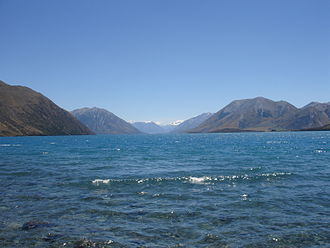 Lake Coleridge - Image: Lake Coleridge New Zealand (2168055700)