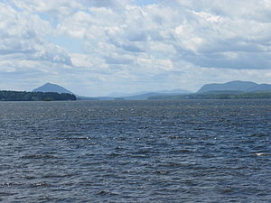 Lake Memphremagog - Lake Memphremagog