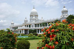 Lalitha Mahal - Lalitha Mahal at Mysore – now a five-star hotel – is a host to visiting dignitaries and VIPs